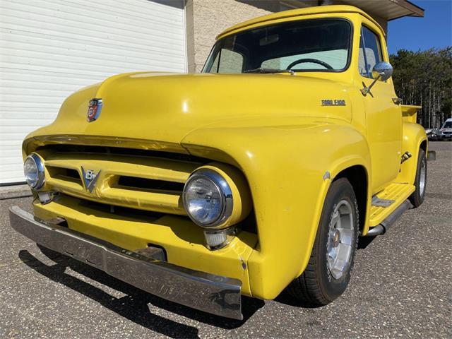 1953 Ford F100 (CC-1529515) for sale in Ham Lake, Minnesota