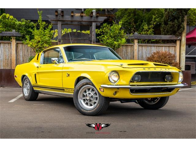 1968 Shelby GT500 (CC-1529526) for sale in San Diego, California