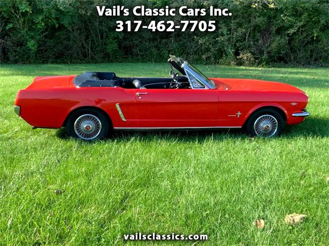 1965 Ford Mustang (CC-1529529) for sale in Greenfield, Indiana