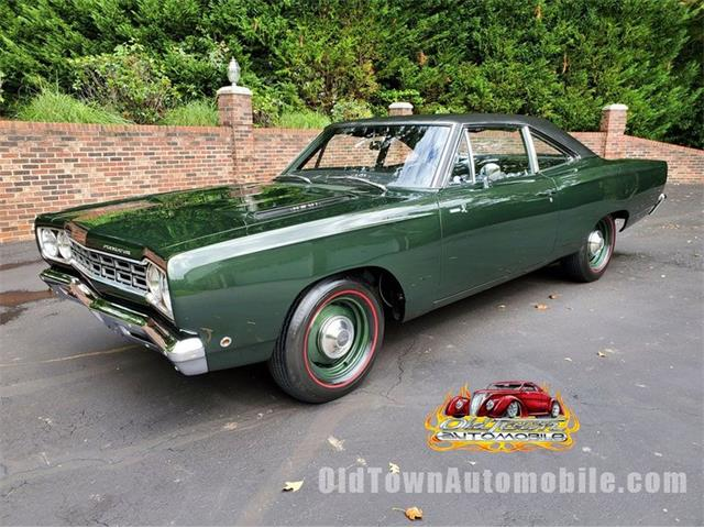 1968 Plymouth Road Runner (CC-1529531) for sale in Huntingtown, Maryland