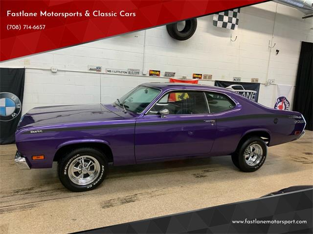 1971 Plymouth Duster (CC-1529540) for sale in Addison, Illinois