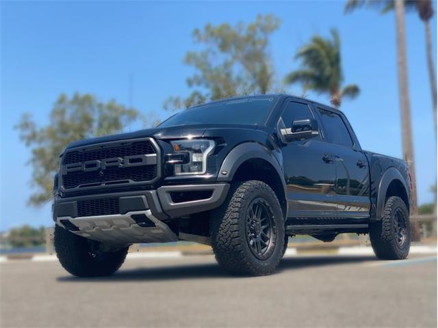 2018 Ford Raptor (CC-1529541) for sale in Delray Beach, Florida