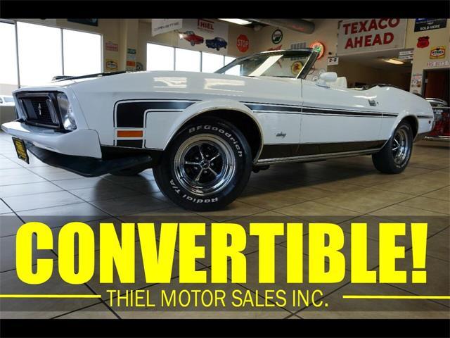 1973 Ford Mustang (CC-1529552) for sale in De Witt, Iowa