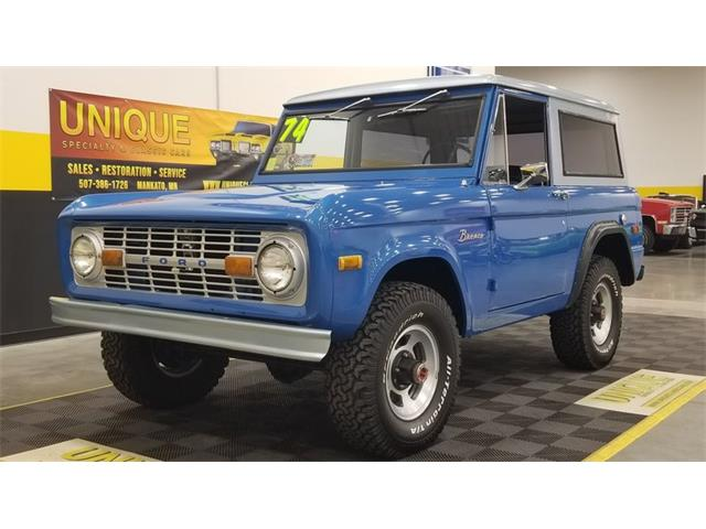 1974 Ford Bronco (CC-1520956) for sale in Mankato, Minnesota