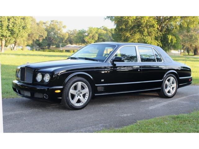 2007 Bentley Arnage (CC-1529560) for sale in North Miami , Florida