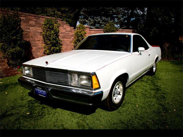1981 Chevrolet El Camino (CC-1529567) for sale in Greeley, Colorado