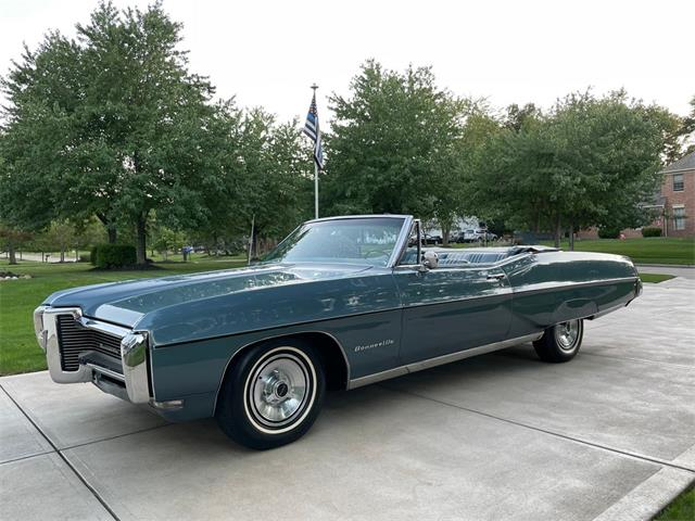 1968 Pontiac Bonneville (CC-1529583) for sale in North Royalton, Ohio