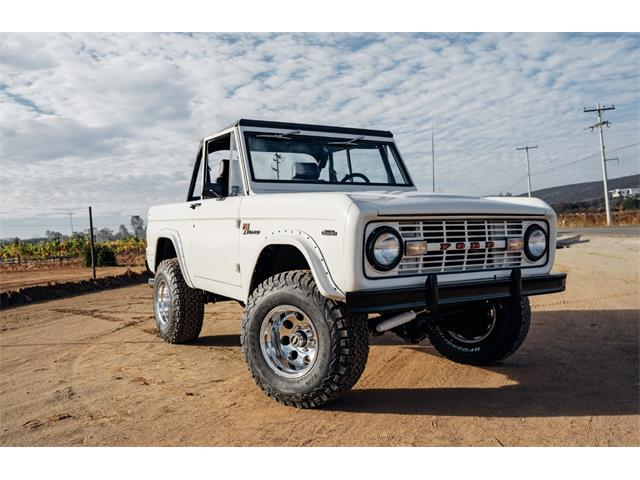 1968 Ford Bronco (CC-1529584) for sale in Chatsworth, California