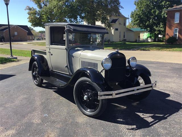 1929 Ford Model A (CC-1529588) for sale in UTICA, Ohio