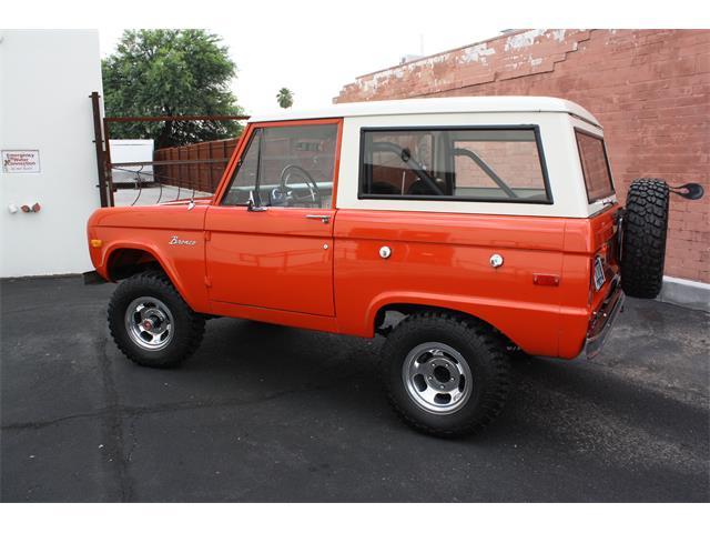 1972 Ford Bronco (CC-1529591) for sale in Tucson, Arizona
