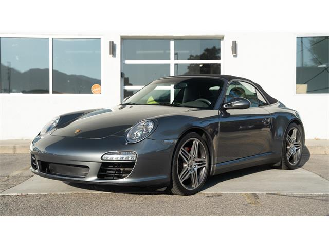 2009 Porsche Carrera (CC-1529602) for sale in Salt Lake City, Utah