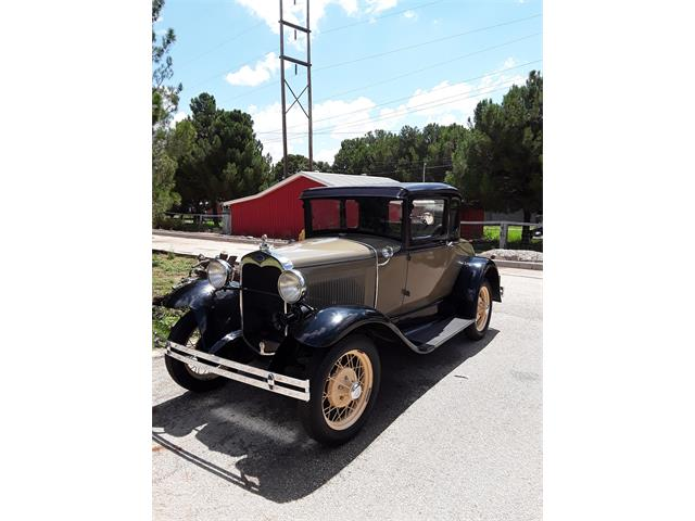 1930 Ford Model A (CC-1529611) for sale in Carlsbad , New Mexico