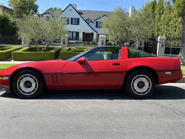 1985 Chevrolet Corvette (CC-1529613) for sale in Los Angeles, California
