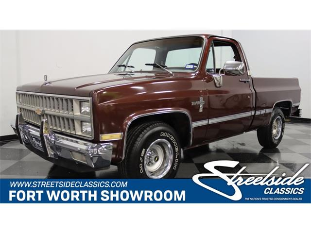 1982 Chevrolet C10 (CC-1529628) for sale in Ft Worth, Texas
