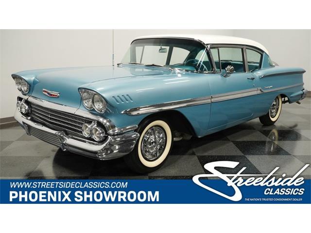 1958 Chevrolet Biscayne (CC-1529637) for sale in Mesa, Arizona