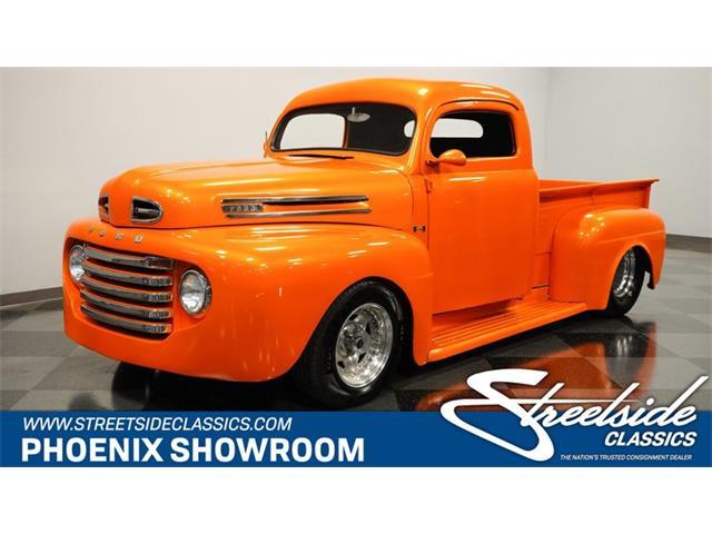 1950 Ford F1 (CC-1529639) for sale in Mesa, Arizona