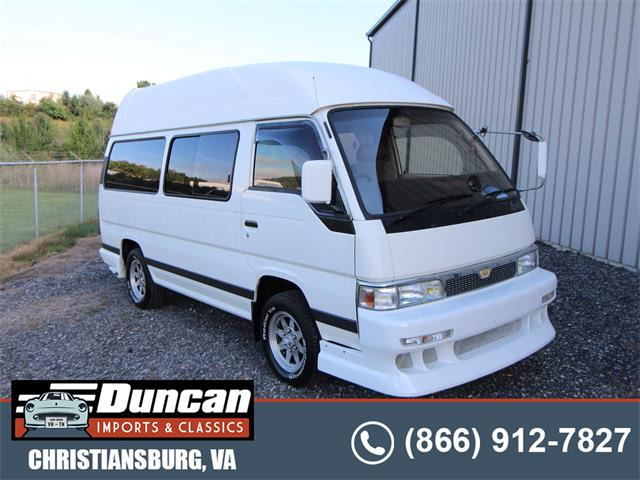 1990 Nissan Caravan (CC-1529650) for sale in Christiansburg, Virginia