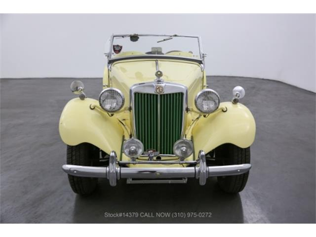 1951 MG TD (CC-1529652) for sale in Beverly Hills, California