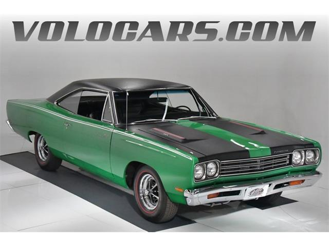 1969 Plymouth Road Runner (CC-1529654) for sale in Volo, Illinois