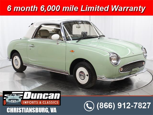 1991 Nissan Figaro (CC-1529655) for sale in Christiansburg, Virginia