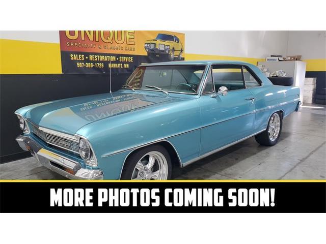 1966 Chevrolet Nova (CC-1529661) for sale in Mankato, Minnesota