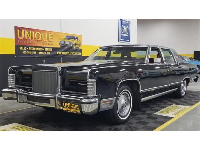 1978 Lincoln Continental (CC-1529662) for sale in Mankato, Minnesota