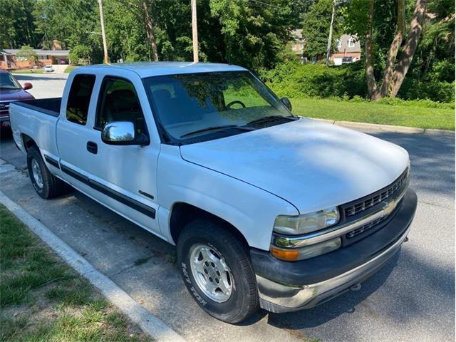 2002 Chevrolet Silverado (CC-1529669) for sale in Greensboro, North Carolina