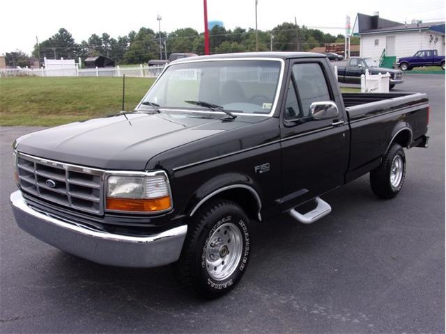 1995 Ford F150 (CC-1529673) for sale in Greensboro, North Carolina