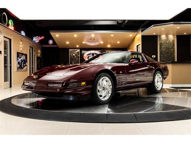 1993 Chevrolet Corvette (CC-1529676) for sale in Plymouth, Michigan