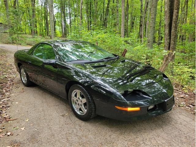 1997 Chevrolet Camaro (CC-1529680) for sale in Greensboro, North Carolina