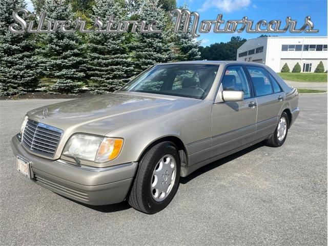 1996 Mercedes-Benz S600 (CC-1529686) for sale in North Andover, Massachusetts