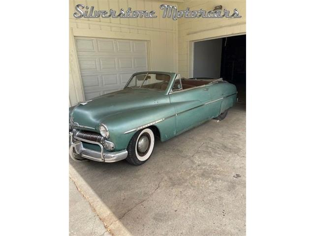 1950 Mercury Cabriolet (CC-1529687) for sale in North Andover, Massachusetts