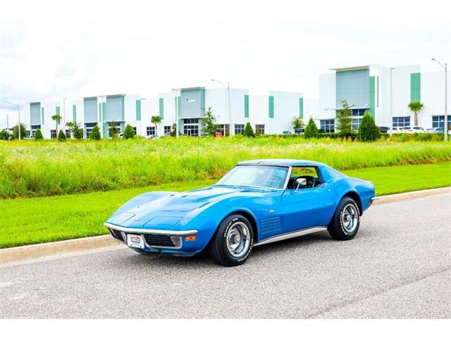 1970 Chevrolet Corvette (CC-1529690) for sale in Winter Garden, Florida