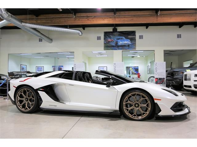 2020 Lamborghini Aventador (CC-1529696) for sale in Chatsworth, California