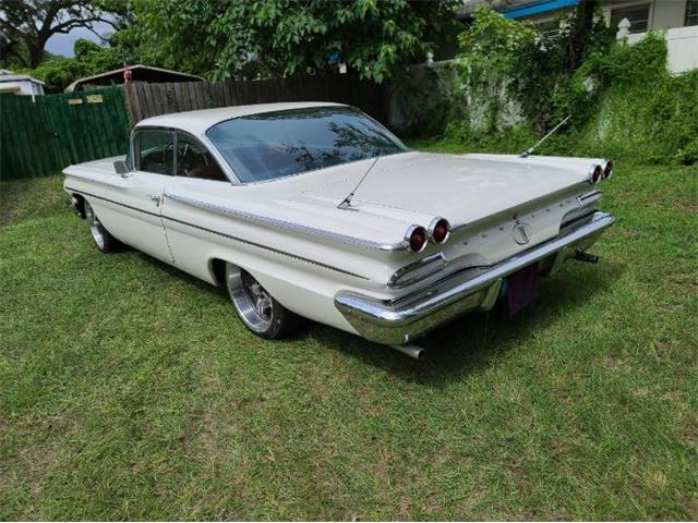 1960 Pontiac Catalina (CC-1529708) for sale in Cadillac, Michigan