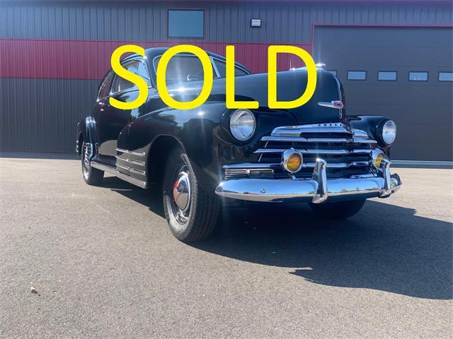 1947 Chevrolet Fleetline (CC-1529720) for sale in Annandale, Minnesota
