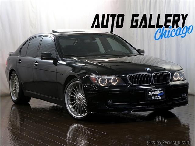 2007 BMW 7 Series (CC-1529733) for sale in Addison, Illinois