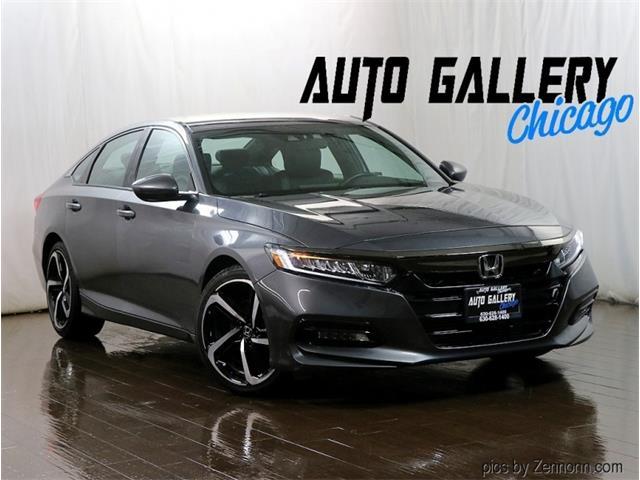 2019 Honda Accord (CC-1529737) for sale in Addison, Illinois