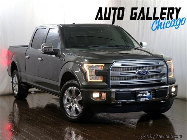 2015 Ford F150 (CC-1529740) for sale in Addison, Illinois