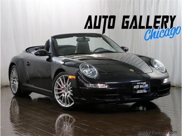 2008 Porsche 911 (CC-1529742) for sale in Addison, Illinois