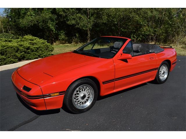 1988 Mazda RX-7 (CC-1529744) for sale in Elkhart, Indiana