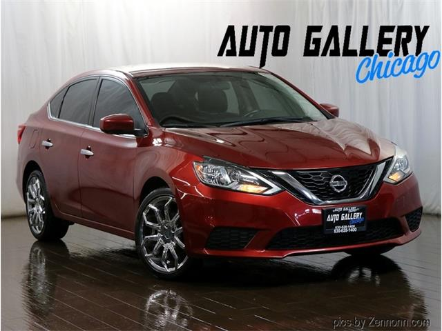 2017 Nissan Sentra (CC-1529748) for sale in Addison, Illinois