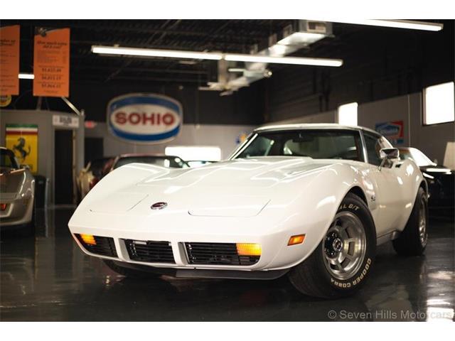 1973 Chevrolet Corvette (CC-1529757) for sale in Cincinnati, Ohio