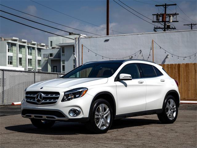 2018 Mercedes-Benz GL-Class (CC-1529771) for sale in Marina Del Rey, California