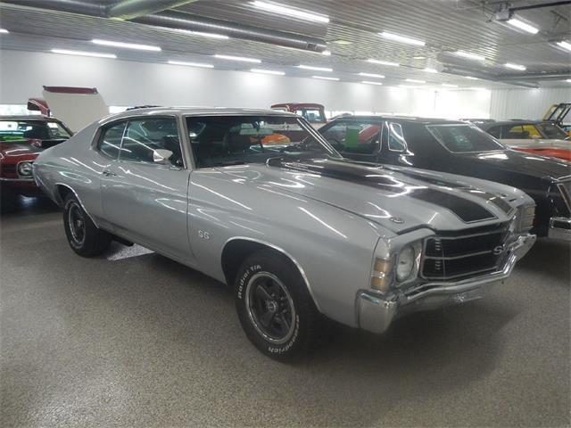 1971 Chevrolet Chevelle (CC-1529779) for sale in Celina, Ohio