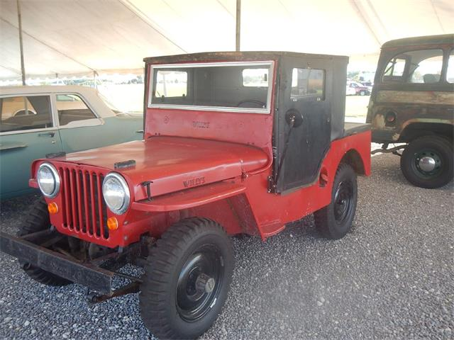 1948 Jeep Willys (CC-1529781) for sale in Celina, Ohio