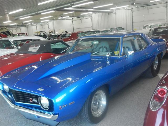 1969 Chevrolet Camaro (CC-1529783) for sale in Celina, Ohio