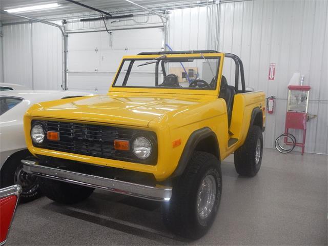 1974 Ford Bronco (CC-1529786) for sale in Celina, Ohio