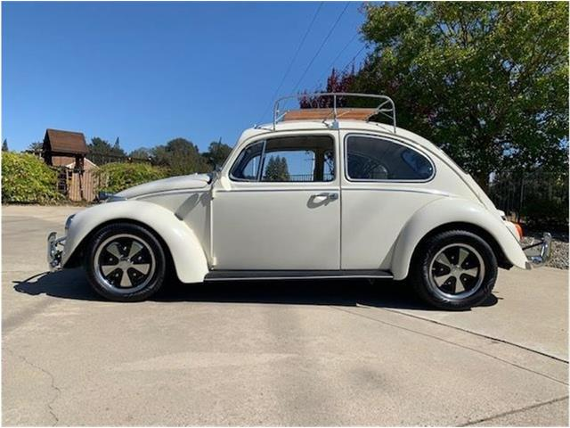 1967 Volkswagen Beetle (CC-1529792) for sale in Roseville, California