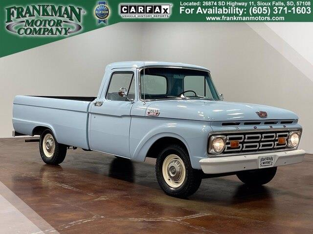 1964 Ford F100 (CC-1529798) for sale in Sioux Falls, South Dakota
